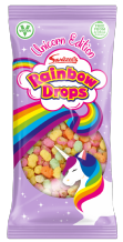 Swizzels Matlow Rainbow Drops Unicorn Edition 80g